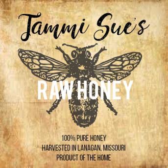 Tammi Sue Honey Label-01